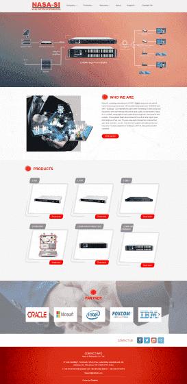 Website Nasa-si