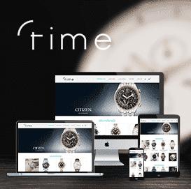 Website đồng hồ