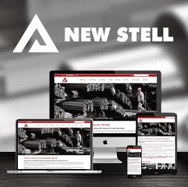 Website Thép mới