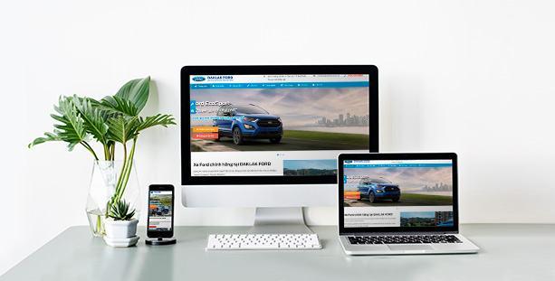 Website Daklak Ford