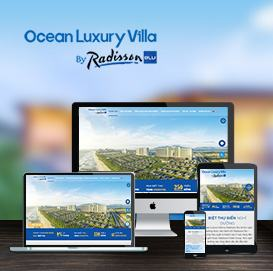 Website Ocean Luxury Villa