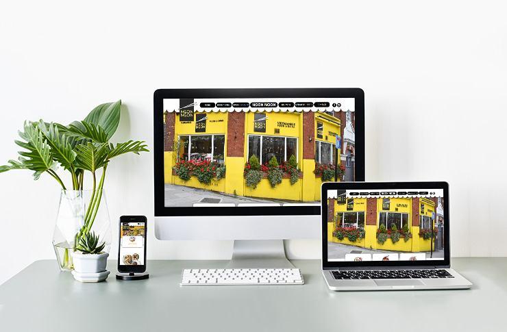 Website Nhà hàng Ngon Ngon