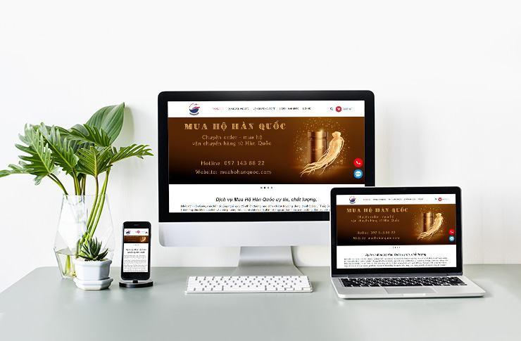 Website mua hộ Hàn Quốc